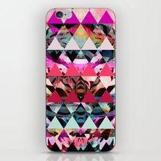 Wild Mix #4 iPhone & iPod Skin
