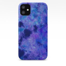 Lapis DyeBlot iPhone Case