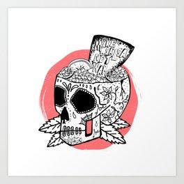 Make Sala Not War Limited Edition Art Print