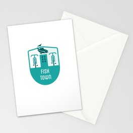Fishtown - Philly Sigils Stationery Cards
