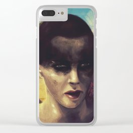 Mad Max Girls Clear iPhone Case
