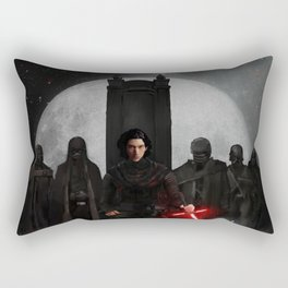 Supreme Leader And His Knights Rectangular Pillow