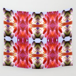 FLOWERS BOMB Wall Tapestry