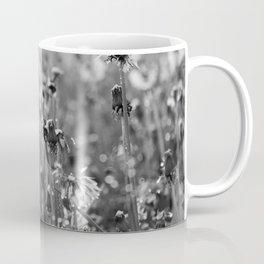 Dandelion Spring Showers Coffee Mug