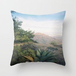 South Rim  Throw Pillow