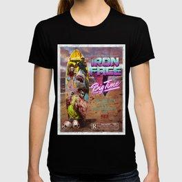 Iron Face: Big Time T-shirt