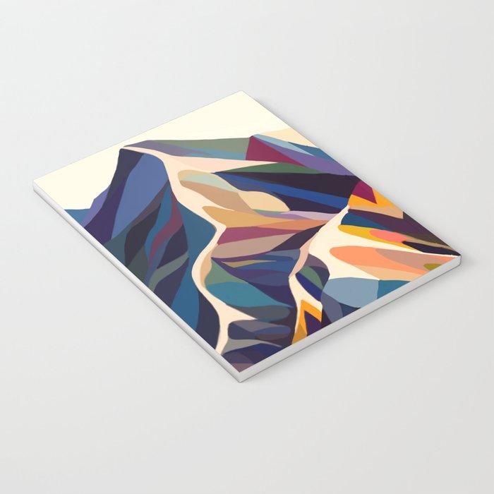 Mountains original Notebook