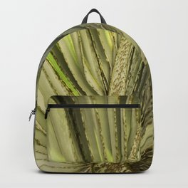 Leaf Peacock Backpack