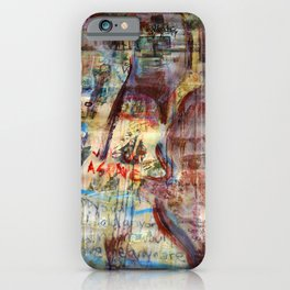 Headline News iPhone Case