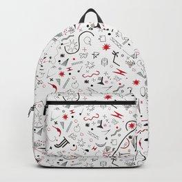 The Spaces Between Backpack