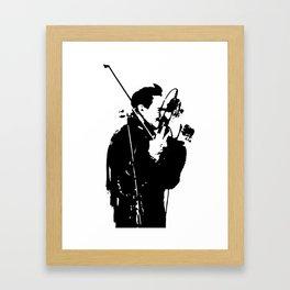 Sigur Ros Framed Art Print