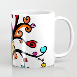 Love Blossoms - Spring burst Coffee Mug