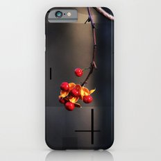 Berries And Mystical Shapes iPhone 6s Slim Case