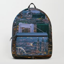 Evening view Backpack