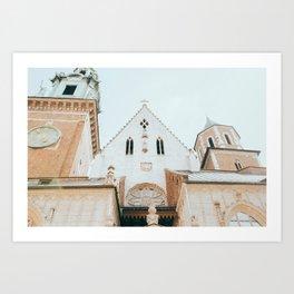 Poland Architcture Art Print