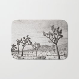 Joshua Tree Park by CREYES Bath Mat