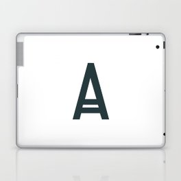 Art Deco Letters - A Laptop & iPad Skin