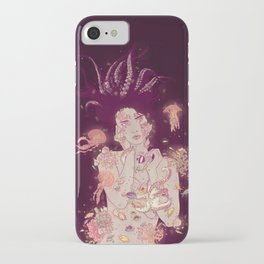 Abyss Lady iPhone Case