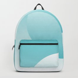 Circle Faded Ombre Backpack
