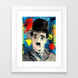 Chaplinesque Framed Art Print