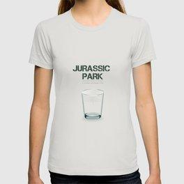Jurassic Park - Alternative Movie Poster T-shirt