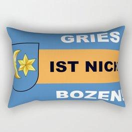 Gries Ist Nicht Bozen/Official - Gries ist nicht Bozen Rectangular Pillow