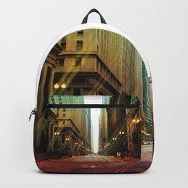 Leaving the Board Backpack