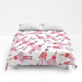 Nutcracker Ballet Comforters