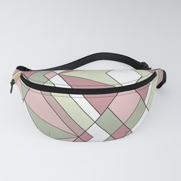 Abstraction. Pistachios. Fanny Pack