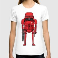marijuana T-shirts featuring Marijuana trooper by kakin