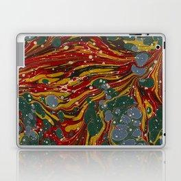 Melting Marbled Paper Laptop & iPad Skin