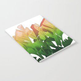 Leaves of Summer Notebook
