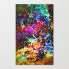 Everything is nothing 10 (therefore it was beautiful) Canvas Print
