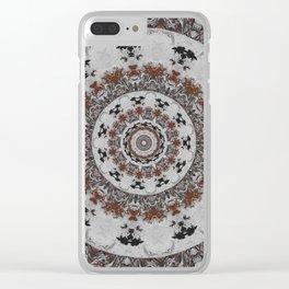 Stone Ridge Kaleidoscope Clear iPhone Case