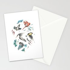 Birdwatching Stationery Cards