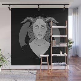Occult Girl Wall Mural