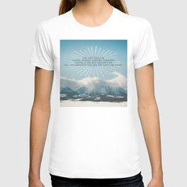 Crooked Trails T-shirt