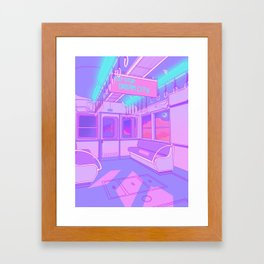 Dream City Framed Art Print