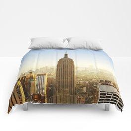 New York City Sunshine Comforters