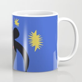 Icarus In the syle of Matisse Coffee Mug
