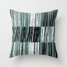Resist Mints Throw Pillow