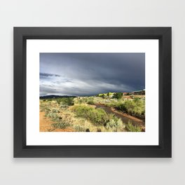 Arroyo Framed Art Print
