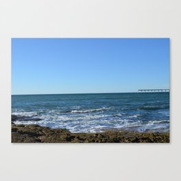 Pacific Veiw 2 Canvas Print