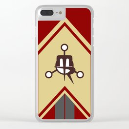 Morty Citadel Clear iPhone Case