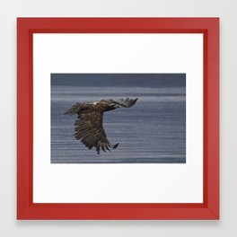The Ultimate in Wingtip Control Framed Art Print