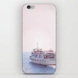 Italian Ferry iPhone Skin