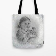 don't take away my doll -2- vintage Tote Bag