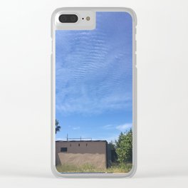 Ibiza, Sant Antonio bay Clear iPhone Case