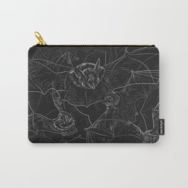 Bat Attack Carry-All Pouch