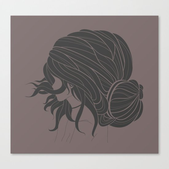17 or 71 Canvas Print